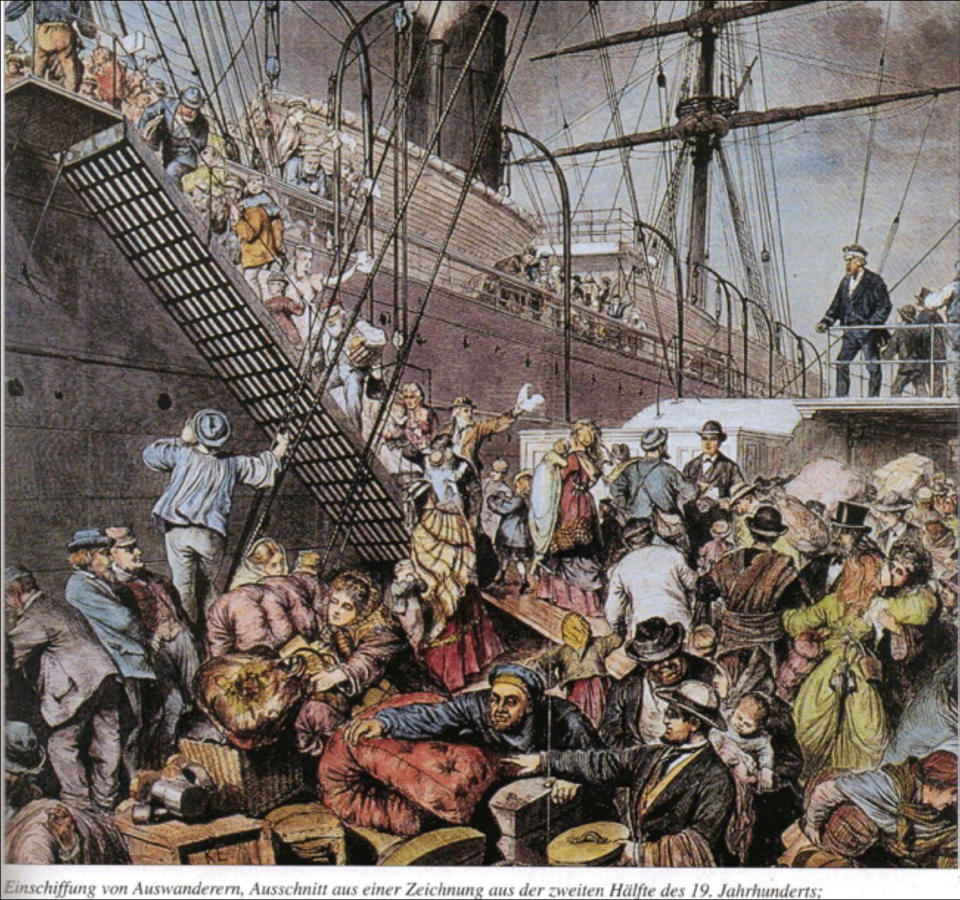 19th Century Migration