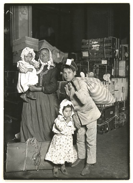 Italian emigration to America from 1861 at the end of ...