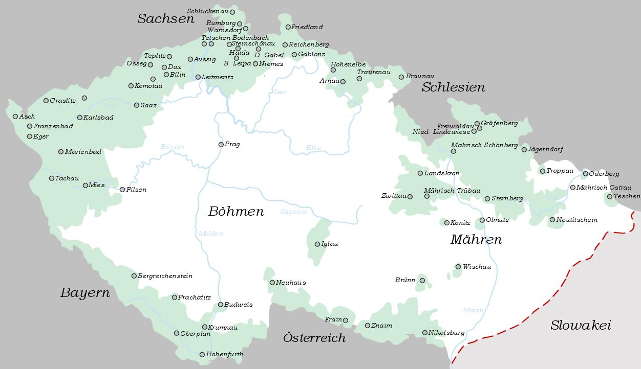 Terrorherrschaft Und Vertreibung 1939 1949